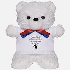 Zombie Plan Teddy Bear