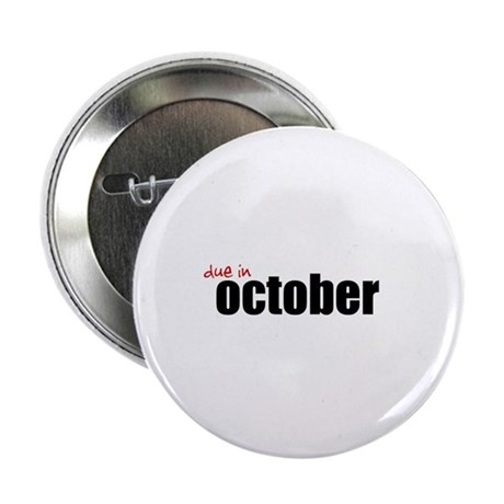 October Button