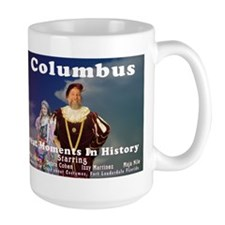 Columbus Chitana Mugs