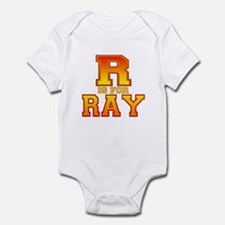 R is for Ray Infant Bodysuit