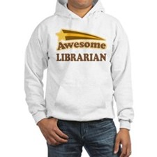 Awesome Librarian Hoodie