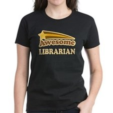 Awesome Librarian Tee