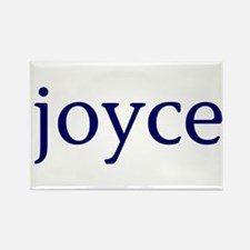 Joyce Rectangle Magnet