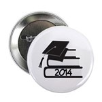 """Class of 2014 Gift 2.25"""" Button"""