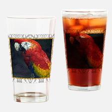 Animals Drinking Glass