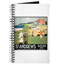 ST. ANDREW'S GOLF CLUB 2 Journal
