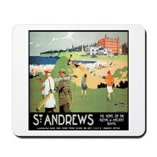 ST. ANDREW'S GOLF CLUB 2 Mousepad