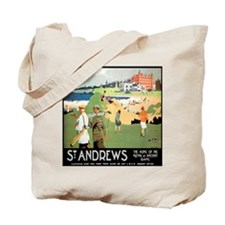 ST. ANDREW'S GOLF CLUB 2 Tote Bag
