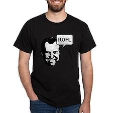Richard Nixon ROFL T-Shirt