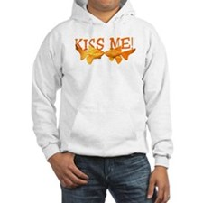 Kiss Me Goldfish Jumper Hoody