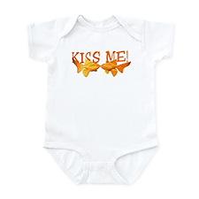Kiss Me Goldfish Infant Bodysuit