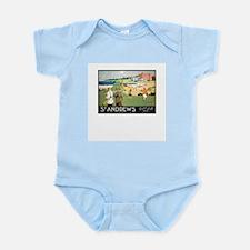 ST. ANDREW'S GOLF CLUB 2 Infant Bodysuit