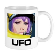 UFO - S.H.A.D.O. Moonbase Girl Small Mug