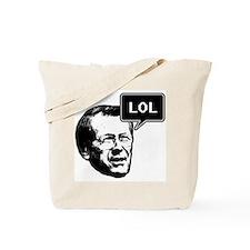 Donald Rumsfeld LOL Tote Bag