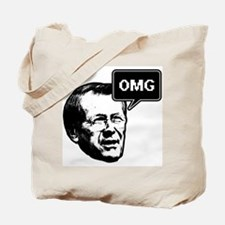 Donald Rumsfeld OMG Tote Bag
