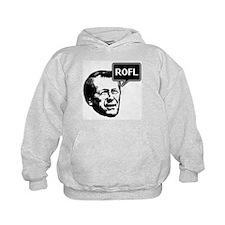 Donald Rumsfeld ROFL Hoodie