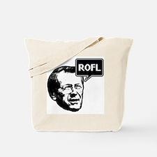 Donald Rumsfeld ROFL Tote Bag