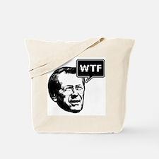 Donald Rumsfeld WTF Tote Bag