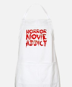 Horror movie addict Apron