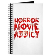 Horror movie addict Journal