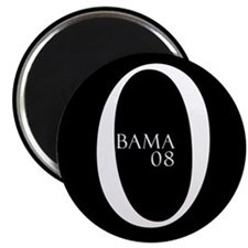 Obama (black design 1) Magnet