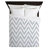 Glitter chevron Duvet Covers