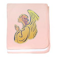 Angel Of Hope baby blanket