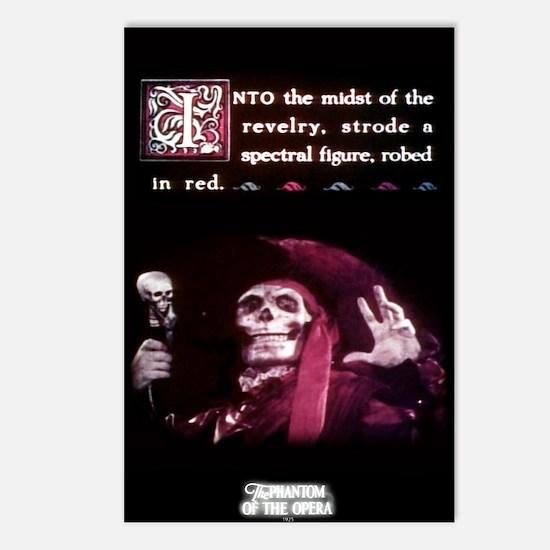 """Spectral Figure"" Design Postcards (Package of 8)"