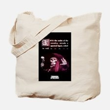 """Spectral Figure"" Design Tote Bag"