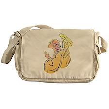Angel Of Hope Messenger Bag