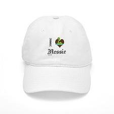 I [HEART] NESSIE Baseball Cap