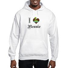 I [HEART] NESSIE Hoodie