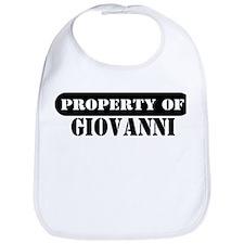 Property of Giovanni Bib