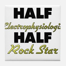 Half Electrophysiologist Half Rock Star Tile Coast