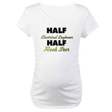 Half Electrical Engineer Half Rock Star Shirt