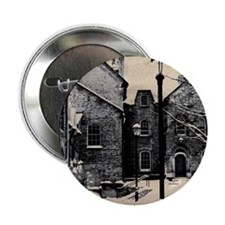 "vintage historical montreal building  2.25"" Button"