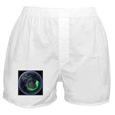 Aurora borealis Boxer Shorts
