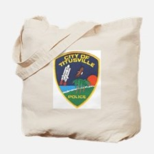 Titusville Police Tote Bag