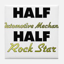 Half Automotive Mechanic Half Rock Star Tile Coast