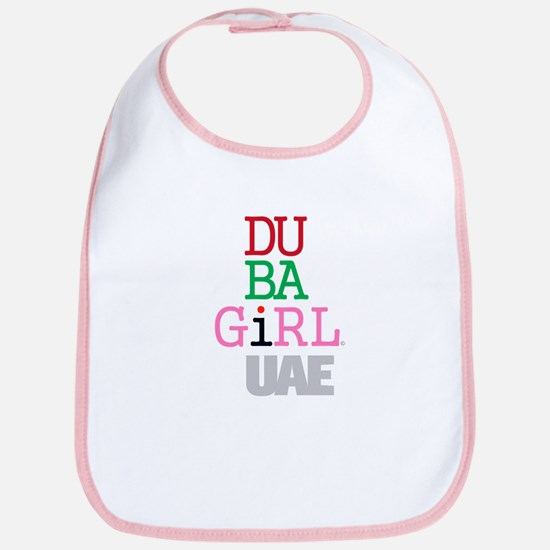 Dubai UAE Dubai Girl Dubayy New York Emirates Bib