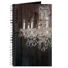 barnwood chandelier country fashion Journal
