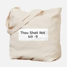 Kill -9 Tote Bag