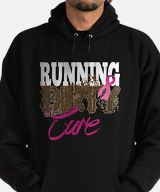 Running Dirty For The Cure Hoody