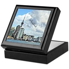 Auckland Skyline Keepsake Box