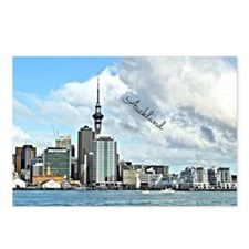 Auckland Skyline Postcards (Package of 8)