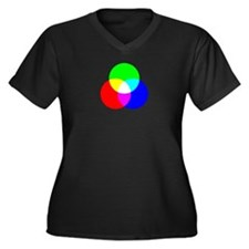 RGB Plus Size T-Shirt