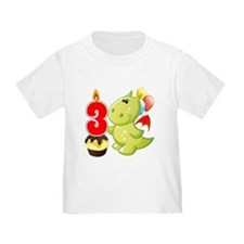 3rd Birthday Dragon T