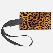 hot leopard print fashion Luggage Tag