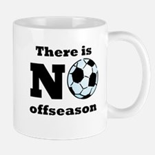 No Soccer Offseason Mugs