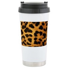 modern leopard print fashion Travel Mug